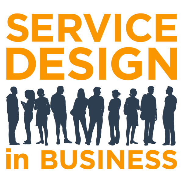 Service Design in Business Logo